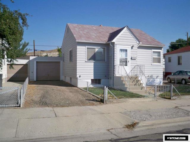 1037 Arapahoe Street, Rock Springs, WY 82901 (MLS #20186475) :: Real Estate Leaders