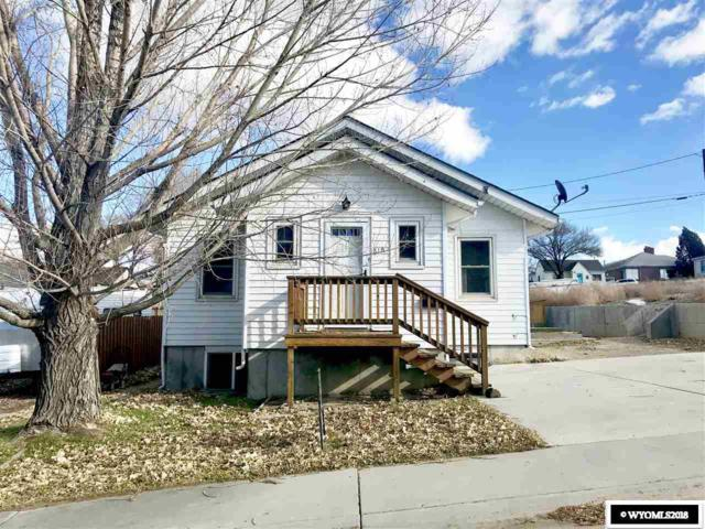 819 Woodruff Ave., Rock Springs, WY 82901 (MLS #20186497) :: Lisa Burridge & Associates Real Estate