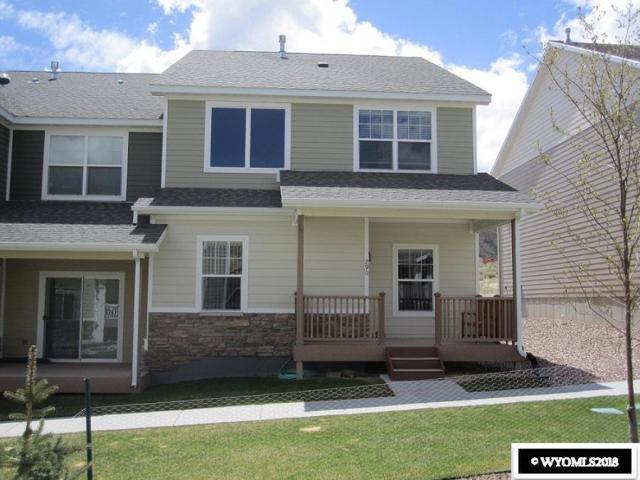 290 Fox Hills Dr., Green River, WY 82935 (MLS #20186498) :: Lisa Burridge & Associates Real Estate