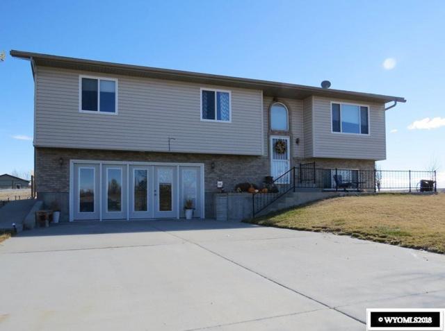 871 Paradise Valley Road, Riverton, WY 82501 (MLS #20186505) :: Lisa Burridge & Associates Real Estate