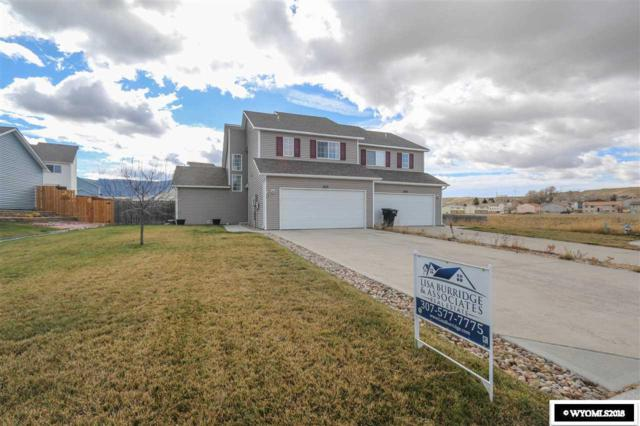 1231 Kestrel Court, Casper, WY 82601 (MLS #20186506) :: RE/MAX The Group