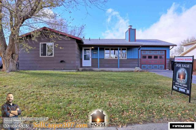 3092 Cotton Creek Place, Casper, WY 82604 (MLS #20186515) :: Real Estate Leaders