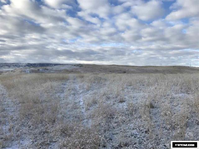 0000 Cole Creek, Evansville, WY 82636 (MLS #20186516) :: Lisa Burridge & Associates Real Estate