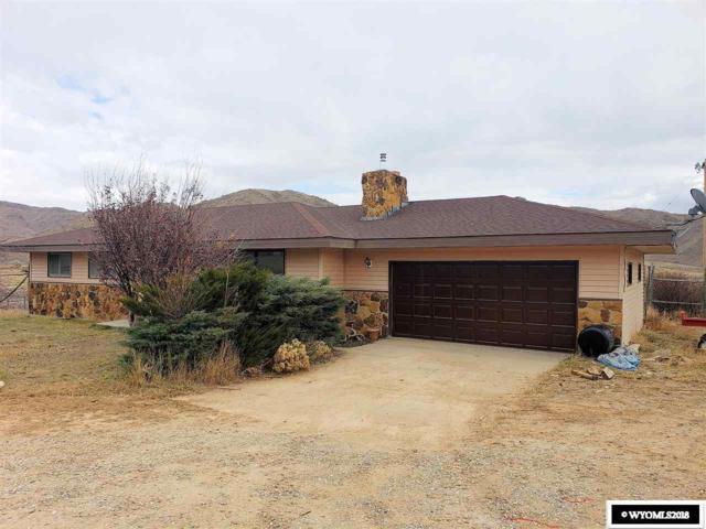 45 Cherokee Road, Rawlins, WY 82301 (MLS #20186531) :: Lisa Burridge & Associates Real Estate