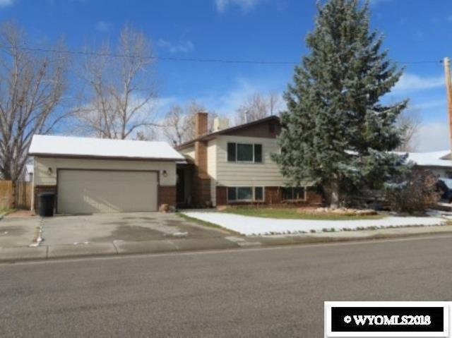 336 Indian Paintbrush Street, Casper, WY 82604 (MLS #20186555) :: Lisa Burridge & Associates Real Estate