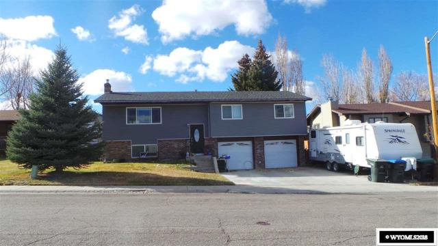 1235 Medicine Bow, Green River, WY 82935 (MLS #20186567) :: RE/MAX The Group