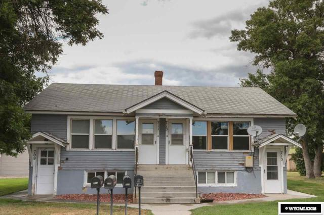 709,711,713,719 Grace Avenue, Worland, WY 82401 (MLS #20186580) :: RE/MAX The Group