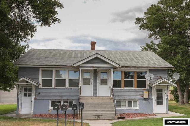 709,711,713,719 Grace Avenue, Worland, WY 82401 (MLS #20186580) :: Lisa Burridge & Associates Real Estate