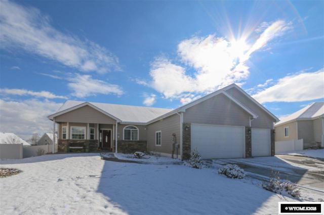 1834 Woolwick Court, Casper, WY 82609 (MLS #20186582) :: RE/MAX The Group