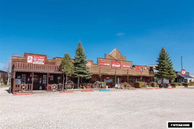 103 Yellowstone Avenue, Cody, WY 82414 (MLS #20186600) :: Lisa Burridge & Associates Real Estate