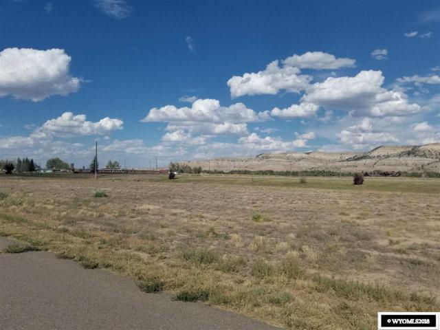 W A Avenue, La Barge, WY 83123 (MLS #20186606) :: RE/MAX The Group