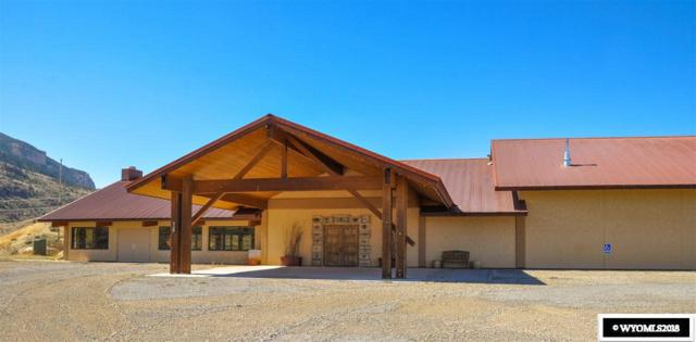 525 Yellowstone Avenue, Cody, WY 82414 (MLS #20186609) :: Lisa Burridge & Associates Real Estate