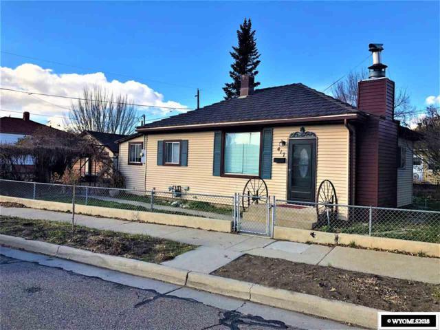 417 Powell, Rock Springs, WY 82901 (MLS #20186620) :: Real Estate Leaders