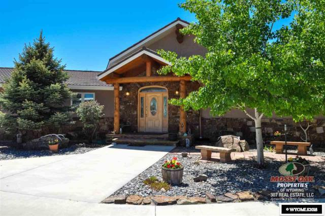1002 Lane 11 1/2, Powell, WY 82435 (MLS #20186622) :: Lisa Burridge & Associates Real Estate