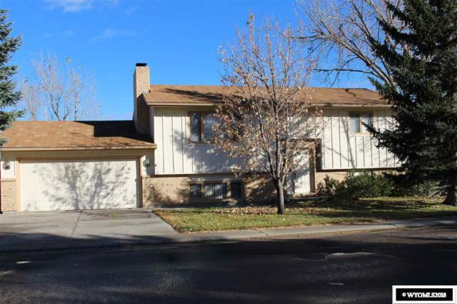1321 Newport, Casper, WY 82609 (MLS #20186624) :: RE/MAX The Group