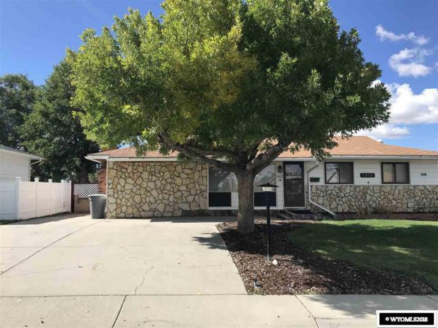1252 Mckinley, Rock Springs, WY 82901 (MLS #20186640) :: Lisa Burridge & Associates Real Estate