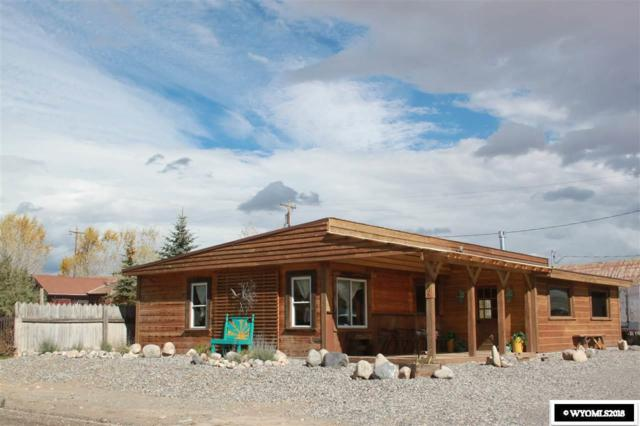 205 Mercantile Street, Dubois, WY 82513 (MLS #20186641) :: RE/MAX The Group