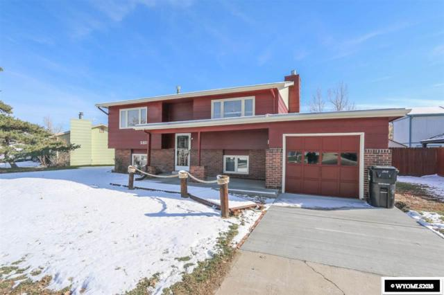 2829 Cherokee, Casper, WY 82604 (MLS #20186661) :: Real Estate Leaders