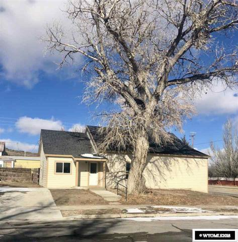 604 3, Rawlins, WY 82301 (MLS #20186675) :: Lisa Burridge & Associates Real Estate