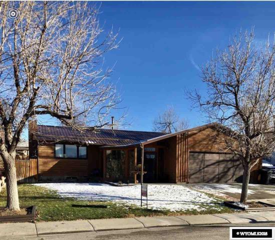 341 Indian Paintbrush, Casper, WY 82604 (MLS #20186683) :: Lisa Burridge & Associates Real Estate