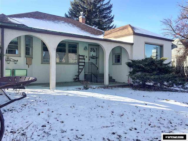 308 S Main Street, Buffalo, WY 82834 (MLS #20186687) :: Real Estate Leaders