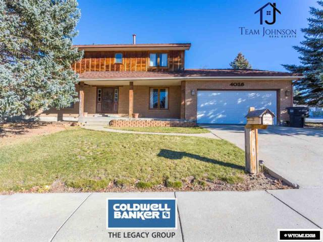 4016 Somerset, Casper, WY 82609 (MLS #20186702) :: Lisa Burridge & Associates Real Estate