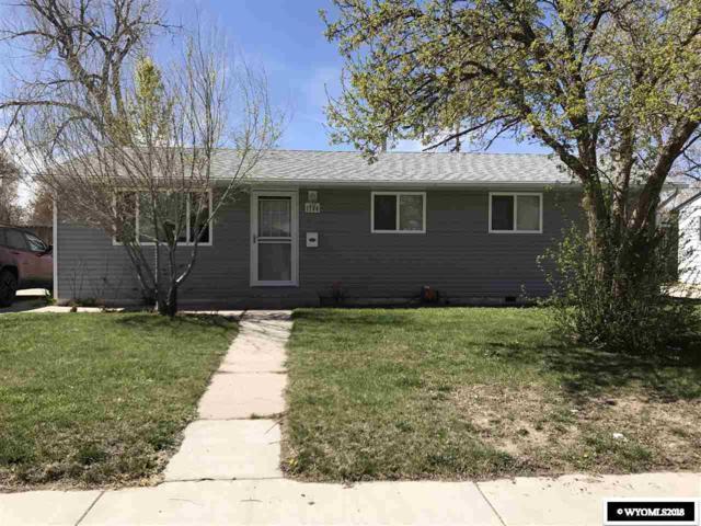 1704 Laramie, Casper, WY 82604 (MLS #20186723) :: RE/MAX The Group