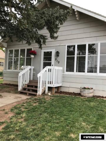 510 Big Horn Street, Thermopolis, WY 82443 (MLS #20186726) :: RE/MAX The Group
