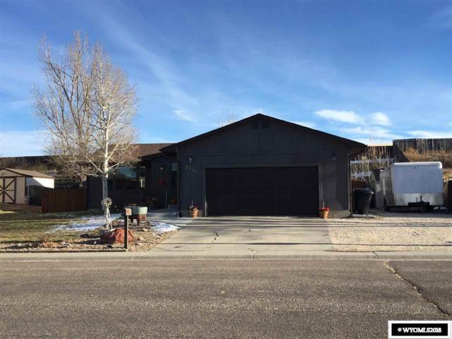 2311 Trojan Drive, Casper, WY 82609 (MLS #20186732) :: RE/MAX The Group