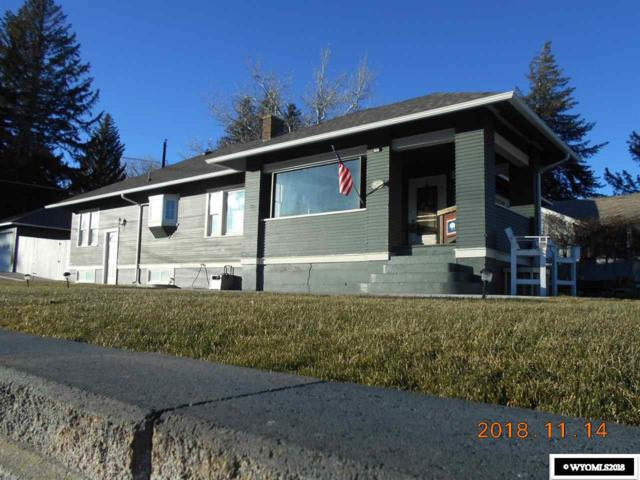 1305 W Walnut Street, Rawlins, WY 82301 (MLS #20186735) :: RE/MAX The Group