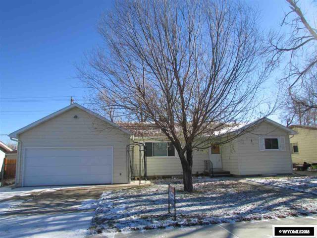 1843 Fremont Avenue, Casper, WY 82604 (MLS #20186738) :: Lisa Burridge & Associates Real Estate