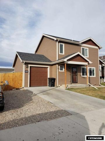 798 Fossil Butte Street, Mills, WY 82644 (MLS #20186749) :: RE/MAX The Group