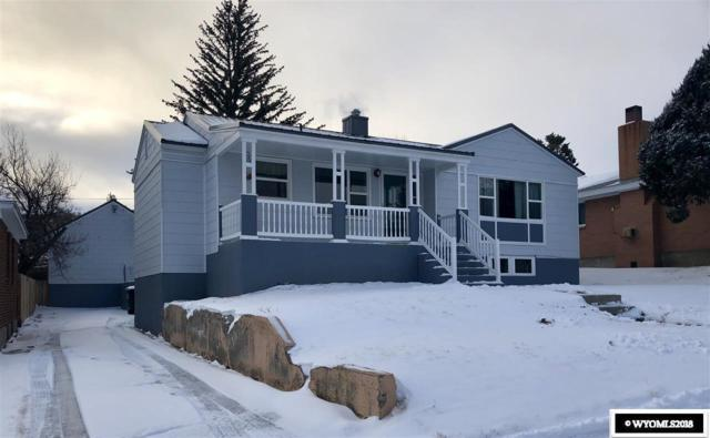 1122 11th Street, Rawlins, WY 82301 (MLS #20186752) :: Lisa Burridge & Associates Real Estate