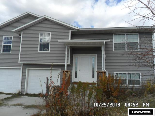 614 Olds Dr, Douglas, WY 82633 (MLS #20186760) :: Lisa Burridge & Associates Real Estate