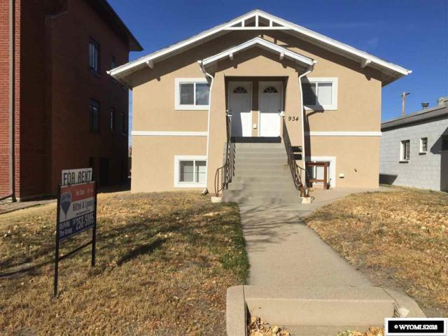 934 E 2nd St, Casper, WY 82601 (MLS #20186778) :: Lisa Burridge & Associates Real Estate