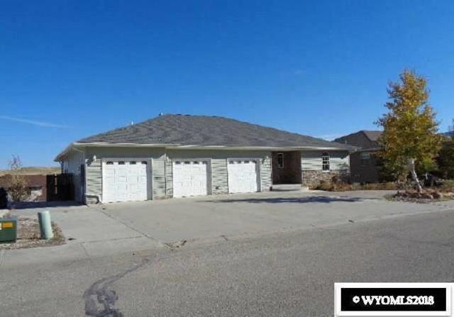 2347 S Beverly Street, Casper, WY 82609 (MLS #20186781) :: RE/MAX The Group