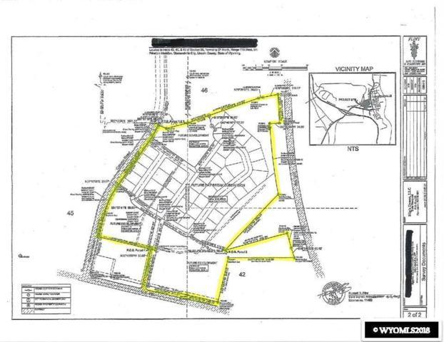30 Hwy 189, Diamondville, WY 83116 (MLS #20186787) :: Lisa Burridge & Associates Real Estate