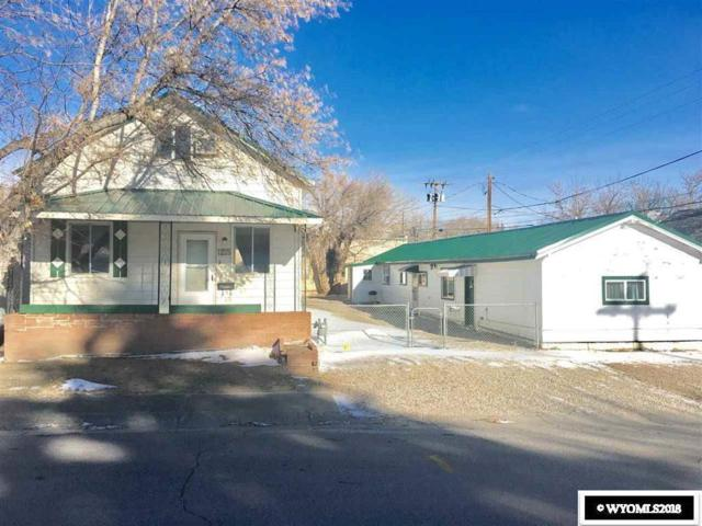 1213 & 1215 W Pine Street, Rawlins, WY 82301 (MLS #20186803) :: RE/MAX The Group
