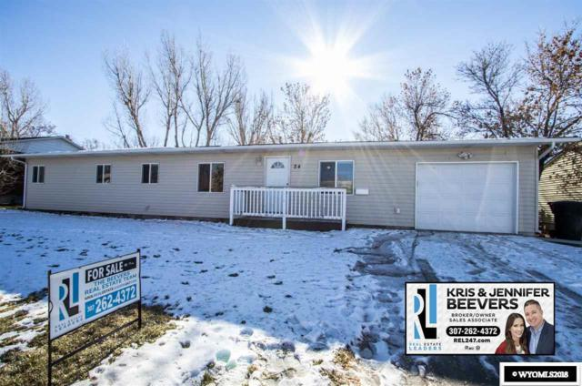 24 Valley Drive, Casper, WY 82604 (MLS #20186805) :: RE/MAX The Group