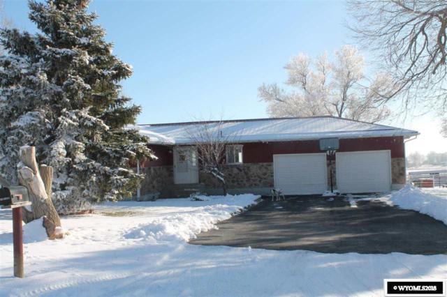 68 Cliff, Riverton, WY 82501 (MLS #20186808) :: Lisa Burridge & Associates Real Estate