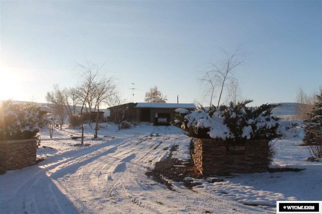 50 Glen Dr, Riverton, WY 82501 (MLS #20186809) :: Lisa Burridge & Associates Real Estate