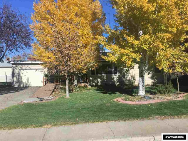 1303 Circle, Worland, WY 82401 (MLS #20186826) :: RE/MAX The Group