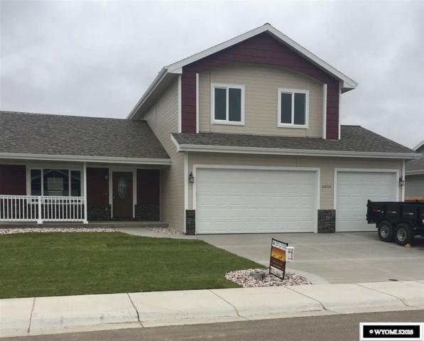 2015 Kalina Trail, Bar Nunn, WY 82601 (MLS #20186849) :: Lisa Burridge & Associates Real Estate