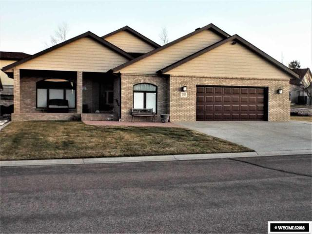 1235 Stafford Court, Casper, WY 82609 (MLS #20186851) :: Real Estate Leaders