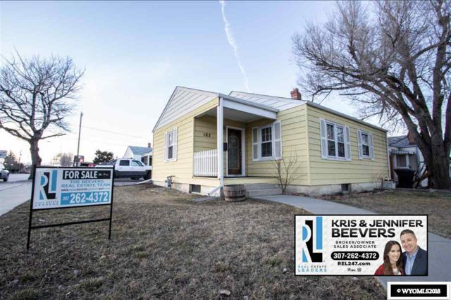 162 S Beverly Street, Casper, WY 82609 (MLS #20186886) :: RE/MAX The Group