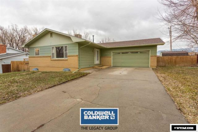 3411 Saratoga Street, Casper, WY 82604 (MLS #20186905) :: Real Estate Leaders