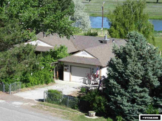 449 E River Road, Thermopolis, WY 82443 (MLS #20186909) :: Lisa Burridge & Associates Real Estate