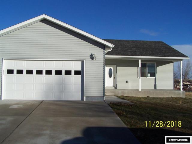 514 Lookout, Glenrock, WY 82637 (MLS #20186935) :: Lisa Burridge & Associates Real Estate