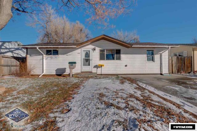 1501 Brigham Young Street, Casper, WY 82604 (MLS #20186957) :: RE/MAX The Group