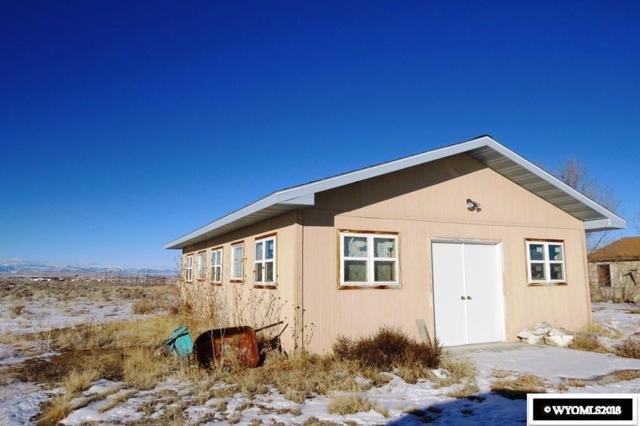 254 Eight Mile Road, Riverton, WY 82501 (MLS #20186962) :: RE/MAX The Group